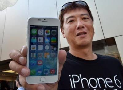 News video: Some IPhone 6 Plus Models Already Sold Out, Apple Store Unavailable At Times